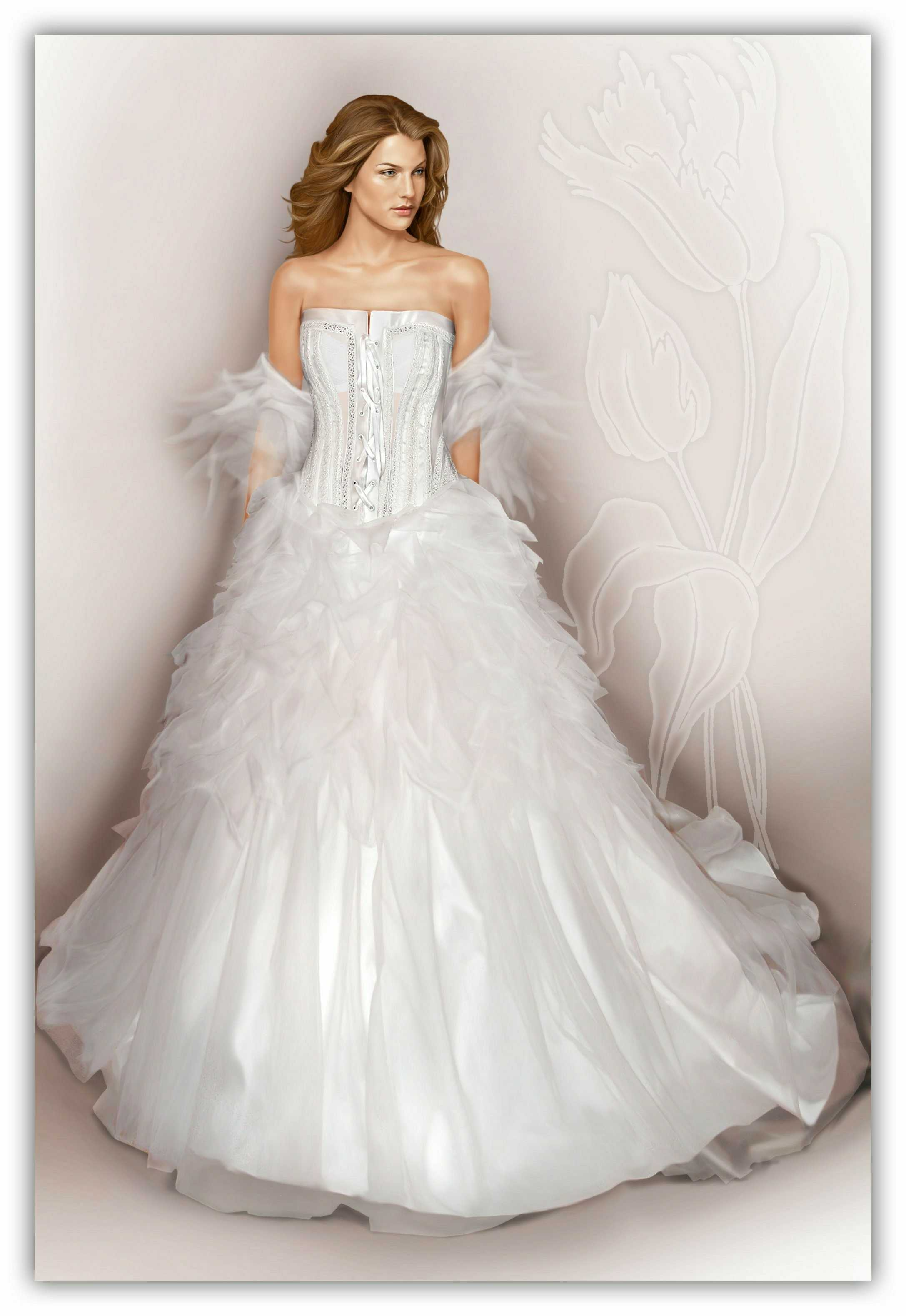 wedding dress patterns free download