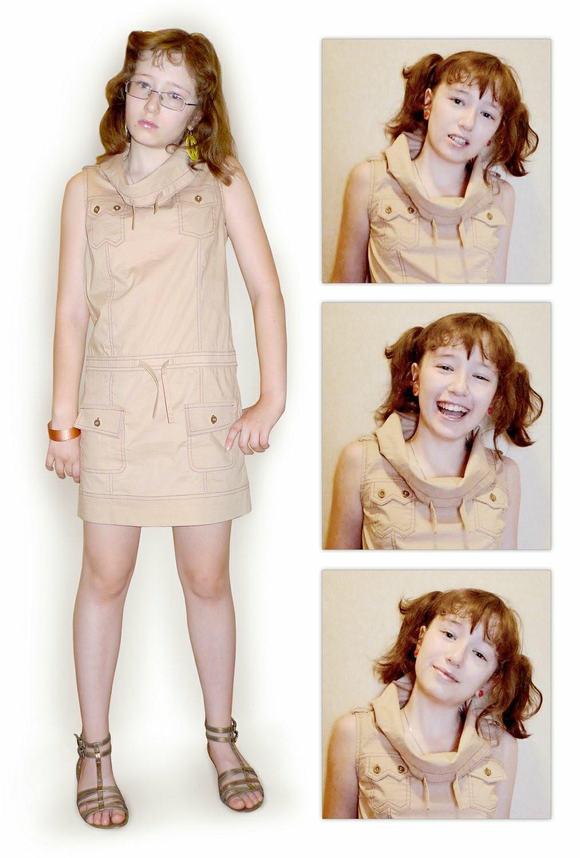 Платье сшить для подростка 58