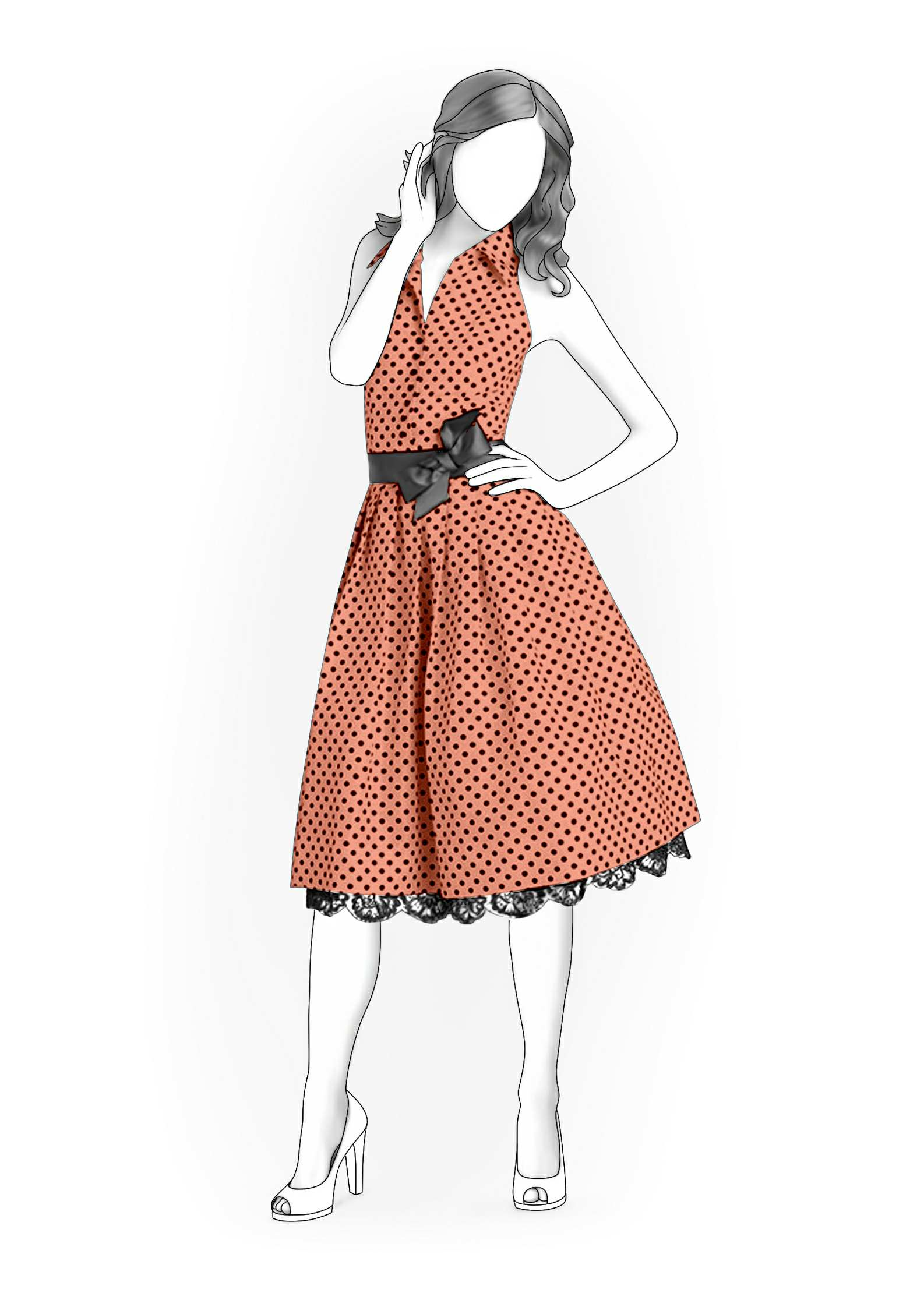 The 50'S Dresses