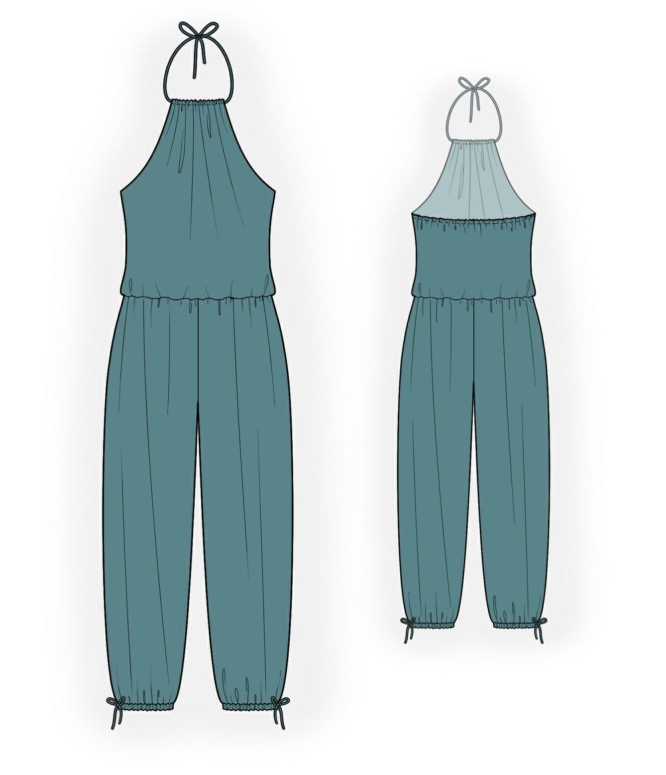 Модный портал. Летние женские костюмы - Все о моде 7