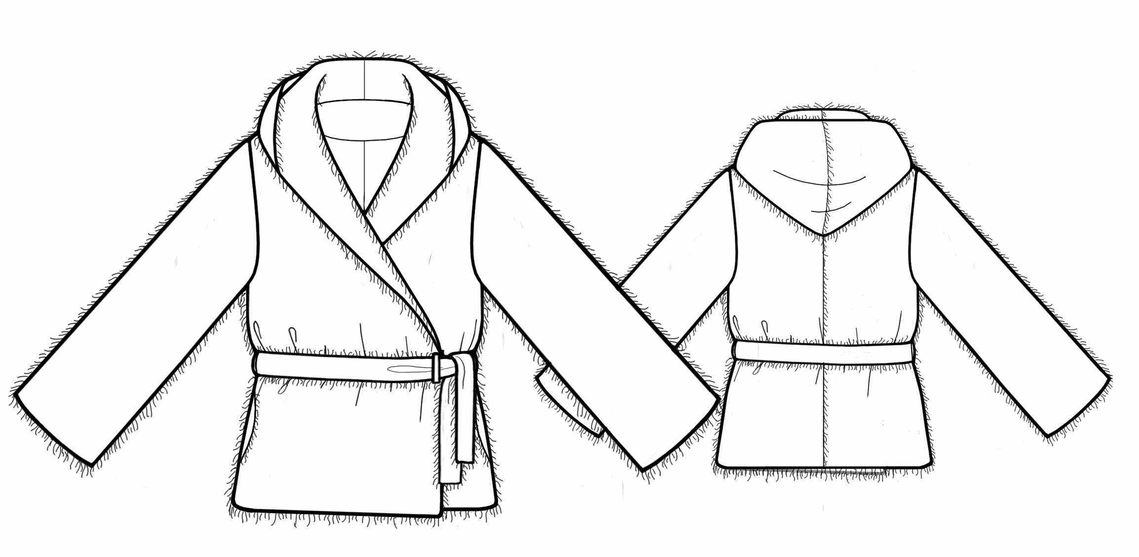 Сшить куртку женскую своими руками бурда 86