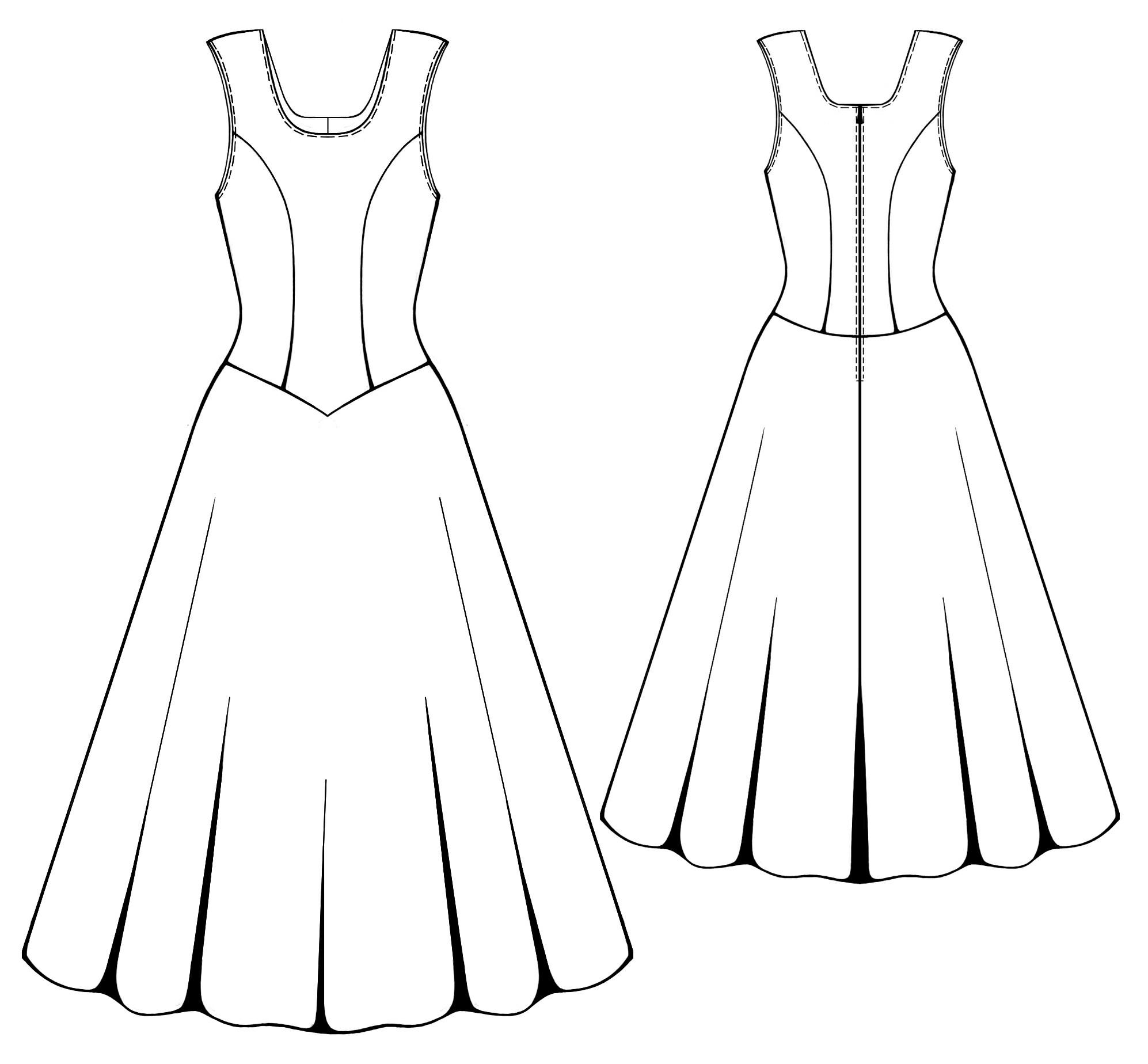 Как обработать проймы платья без рукава фото пеноплекса основу