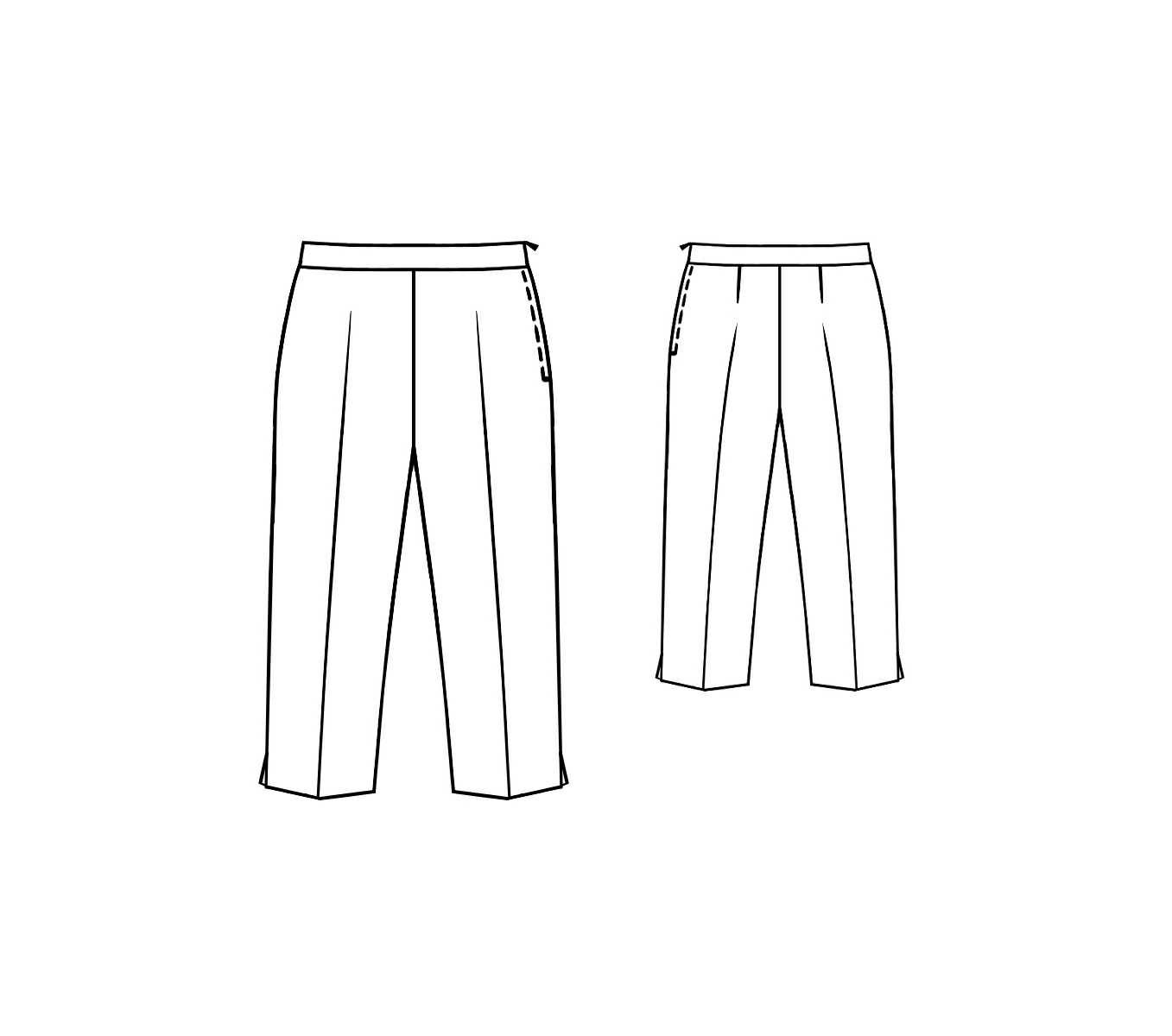 джинсовые заколки мастер класс