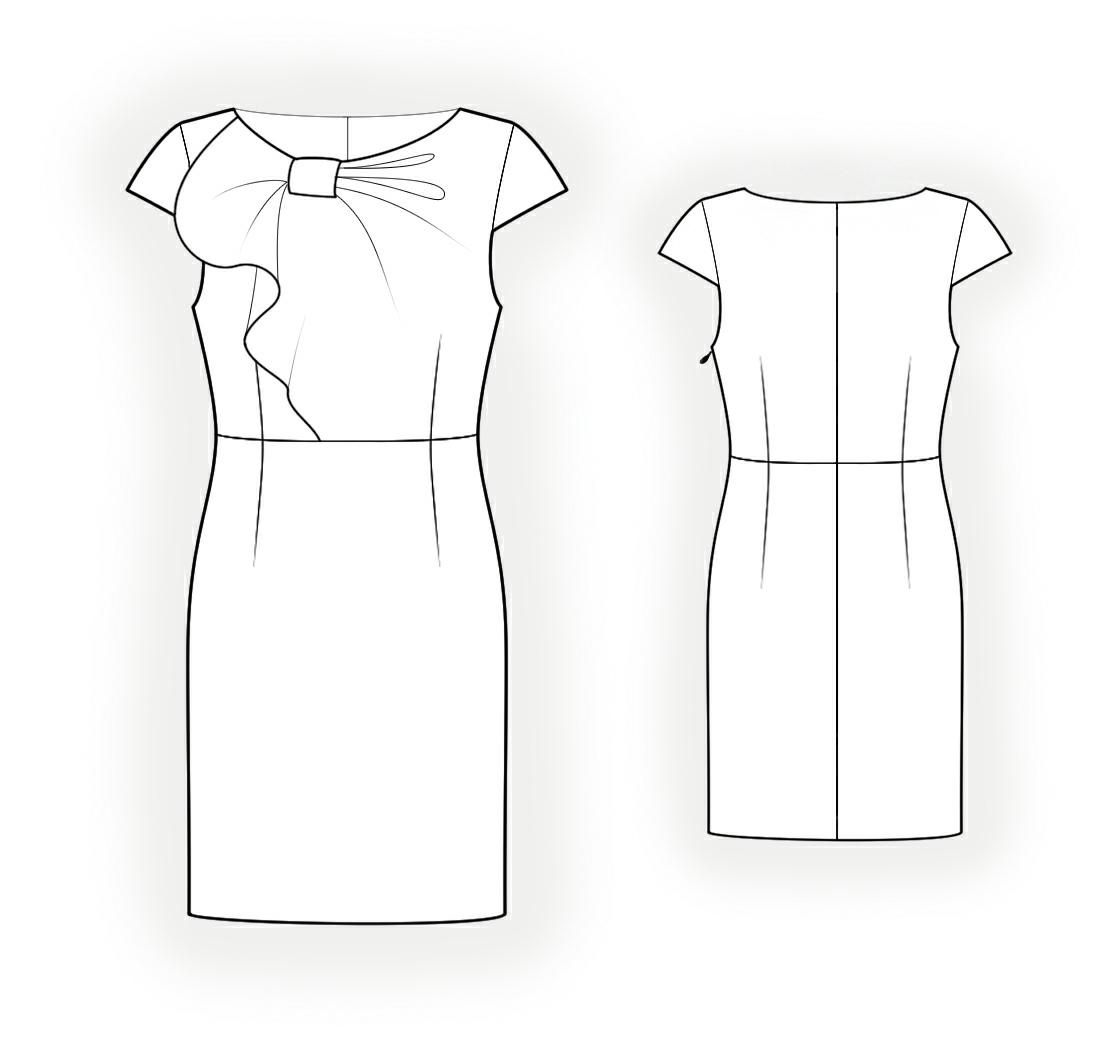 платье с принтом одесса мама
