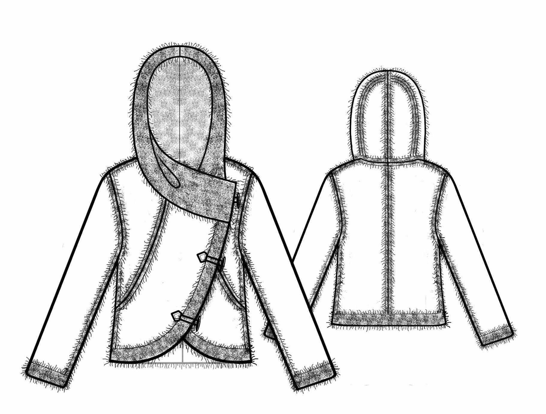 Сшить куртку женскую своими руками бурда 20