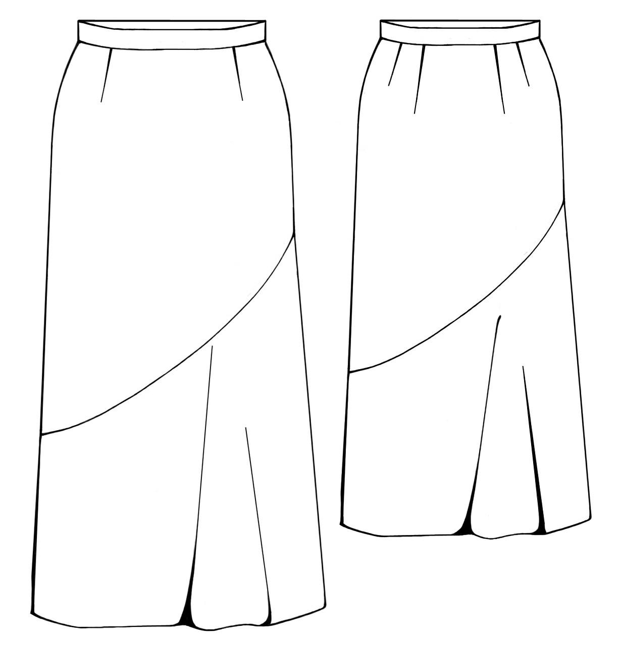 Реклама для юбки в стихах