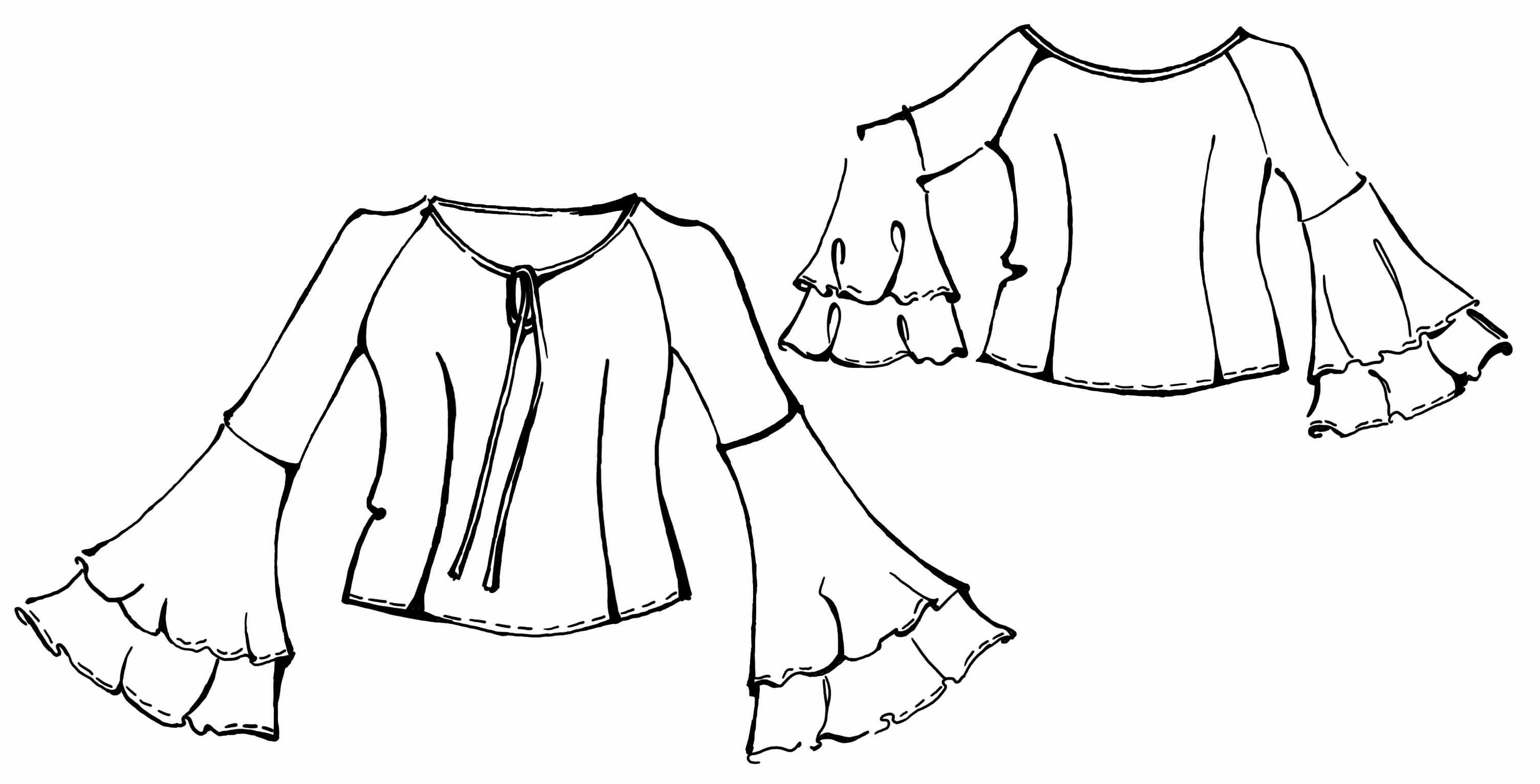 New Model Blouse Designs